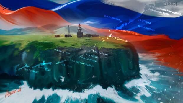Швыткин объяснил, почему позиция Японии по Курилам ведет в тупик