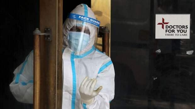 Индия столкнулась со всплеском грибковой инфекции на фоне COVID-19