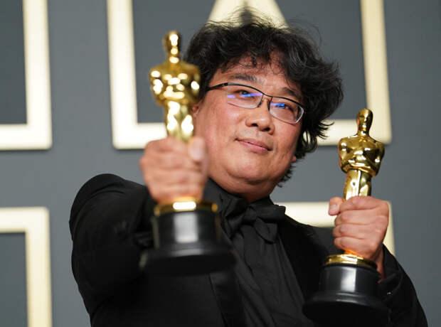Пон Чжун Хо на «Оскаре» — 2020