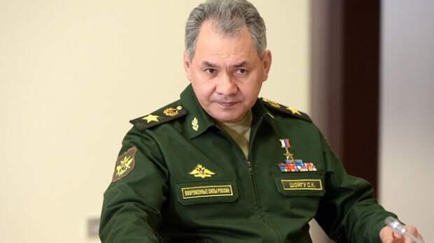 Шойгу раскрыл обстоятельства получения золотой звезды Героя России
