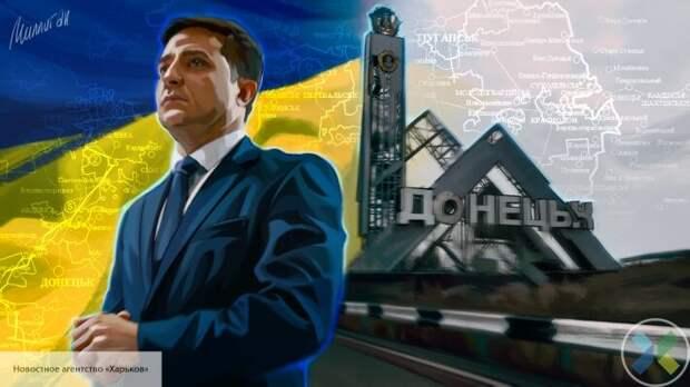 «Прикрывает бездействие Зеленского»: Топорнин о новой стратегии Украины по Донбассу
