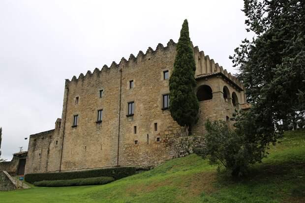 Montesquieu Castle
