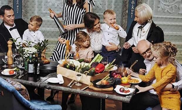 Неожиданные преимущества семейного обеда