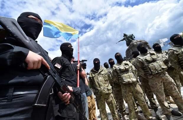 Украина так и осталась террористическим государством