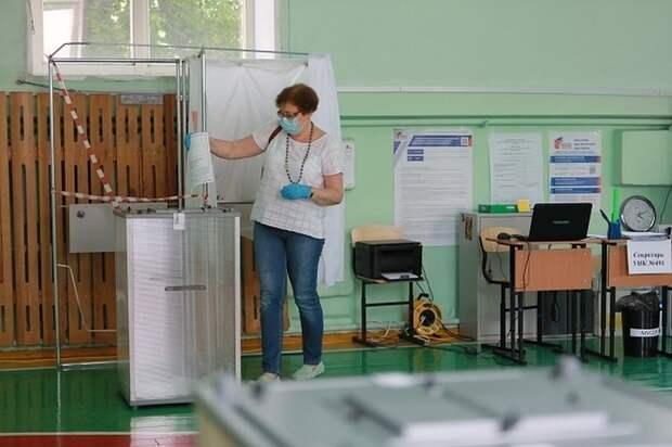 На выборах в Госдуму в первый день голосования не выявлено серьезных нарушений