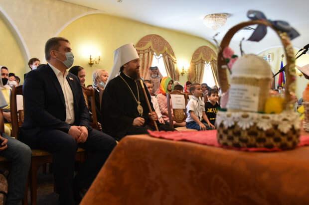 На Кубани проходит фестиваль православной культуры «Пасхальное поздравление»