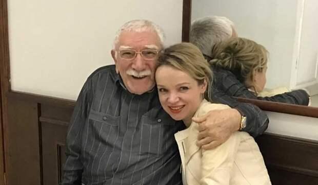 «Его запомнят старым и больным»: Цымбалюк-Романовская об опозорившимся перед смертью Джигарханяне