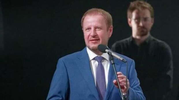 Виктор Томенко поделился впечатлениями от спектакля театра Вахтангова