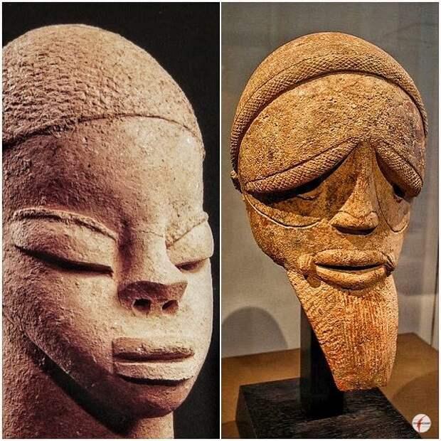 передавая технологии и знания следующим поколениям они создали цивилизацию Нока