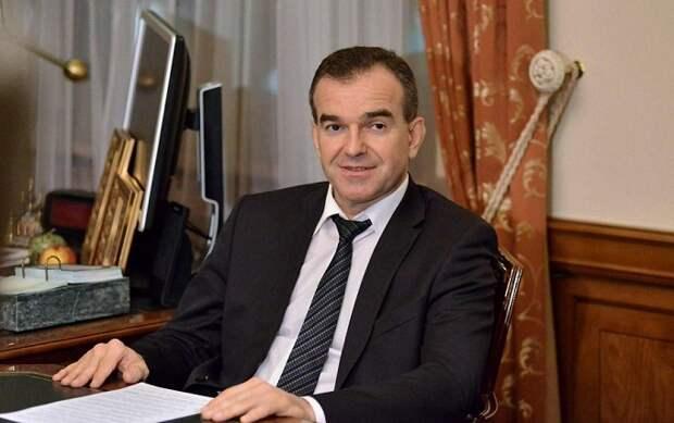 Вениамин Кондратьев лидирует по числу голосов на выборах