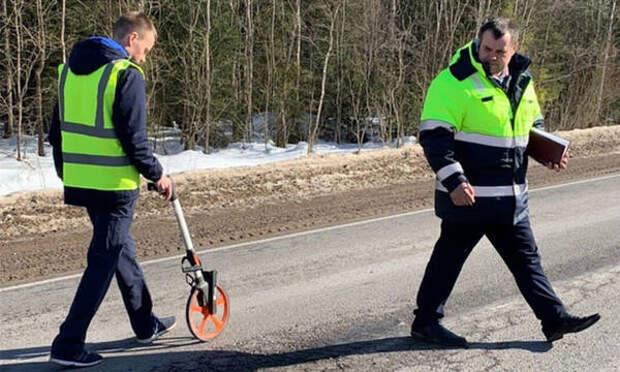 В Вологодской области подрядчики устранят замечания на отремонтированных ими по нацпроекту дорогах