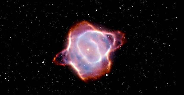 Туманность Скат стремительно исчезает со звездного неба
