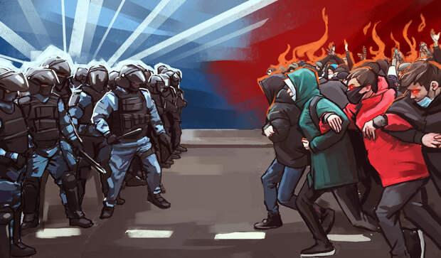 Несистемная оппозиция – более 10 лет истощения ресурсов условного противника. Александр Роджерс