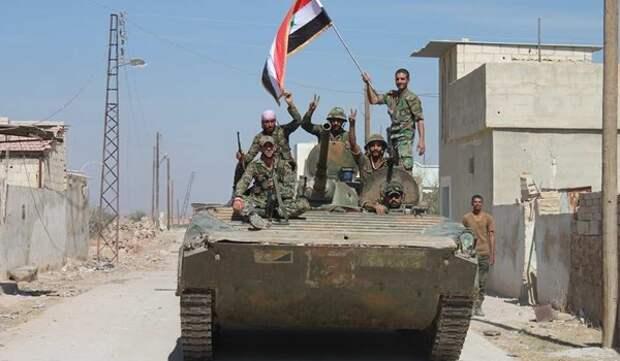 Сводка боевых действий в Сирии 15 09 2020