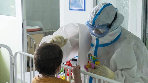 В России выявлено 5 762 новых случая коронавируса
