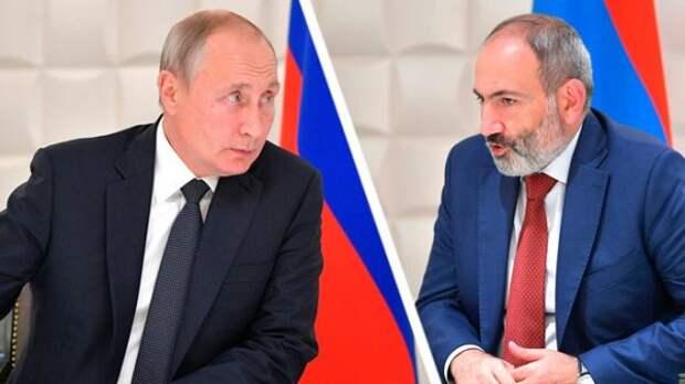 Инцидент на Чëрном озере: Пашинян помощи уПутина непросил— Песков