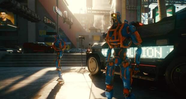 Cyberpunk 2077 признана самой красивой игрой 2020 года