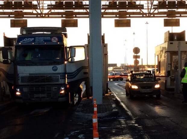 Разоблачены причины бунта дальнобойщиков в Петербурге