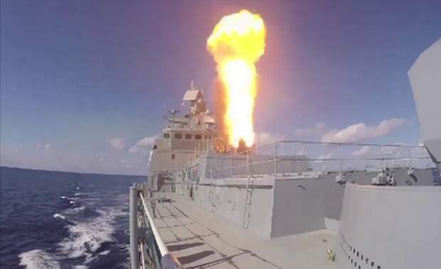 Новое поколение российских кораблей — фрегаты проекта 11356