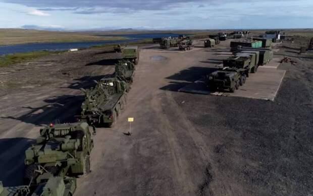 В России начата проверка надёжности ядерного арсенала