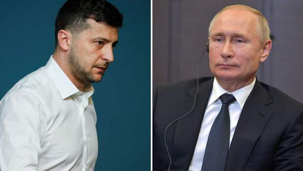 Зеленский доказал, что не достоин встречи с Путиным