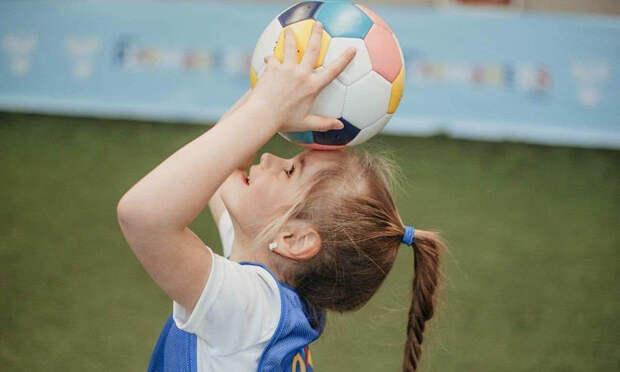 11 мая в Архангельске стартует проект по футболу для девочек