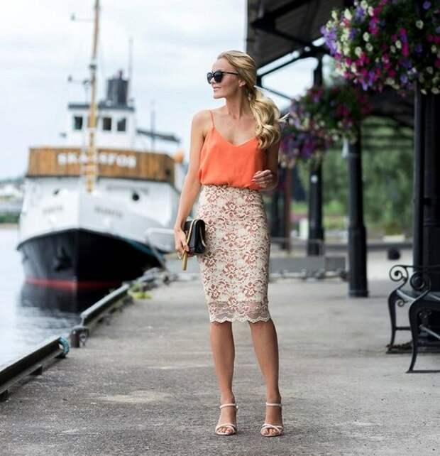 Красивые юбки, без которых не обойтись в этом году
