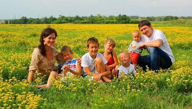Многодетным семьям Подмосковья передадут более 40 земельных участков