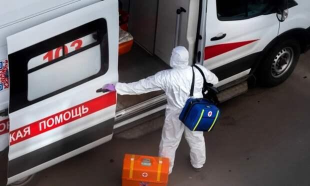 Запоследние сутки вПоморье выявили 271 новый случай заболевания COVID-19