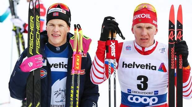 Клэбо боится Большунова ихочет отменить марафон вОсло. Из-за коронавируса гонка пройдет без фанов