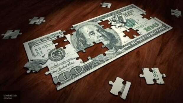 Грядет падение доллара: в 2021 году произойдет обвал американской валюты
