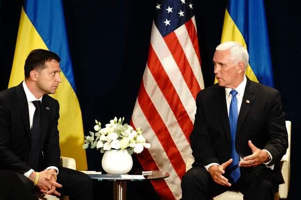 Пенсионер из Харькова негативно оценил влияние США на Украину