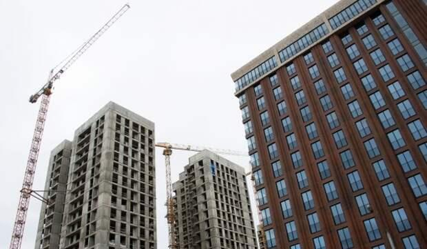 Бочкарев: Объем ввода недвижимости по программе реновации планируется увеличить до 3 млн кв. м в год