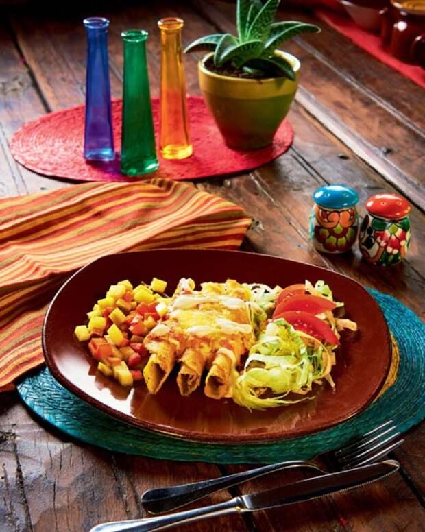Энчилада: 10 интересных фактов и рецепт от шеф-повара из Мексики
