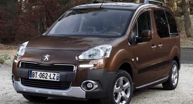 Paugeot Partner получил звание «Автомобиль года в России» в номинации мини-фургонов