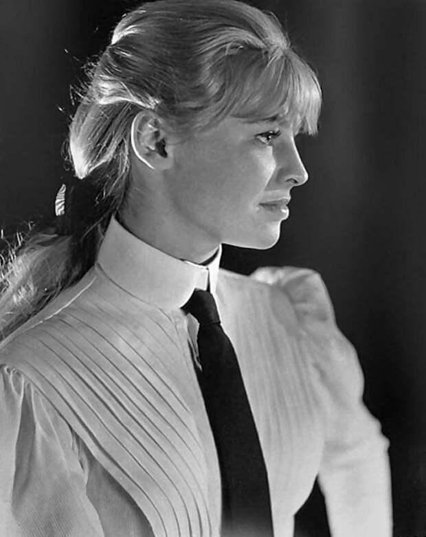 Красотка из 60-х Джули Кристи