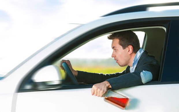 У пьяных водителей хотят отобрать машины – законопроект уже в Госдуме