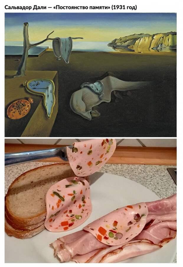 Искусство сендвичей (подборка)