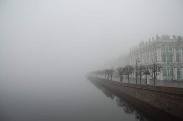 Зима близко: Петербург прощается с осенью