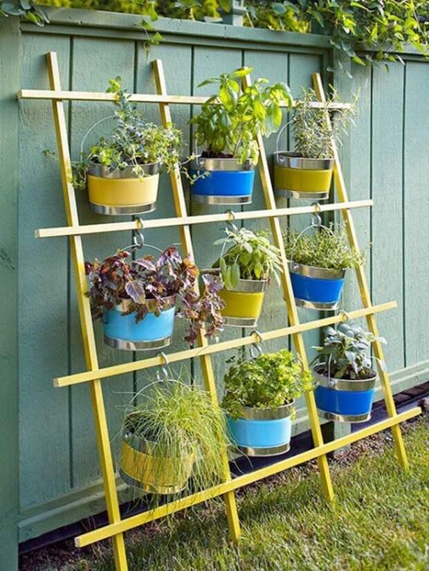 Эти конструкции нравятся всем дачникам. Выберите одну из 20+ лучших идей для сада