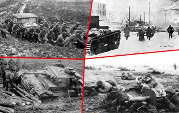 Битва за Ростов-на-Дону 1941 года в мемуарах и фактах