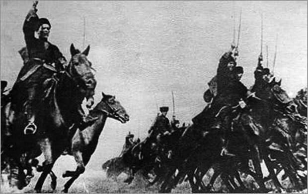 Кущевская атака: как казаки фашистов рубали