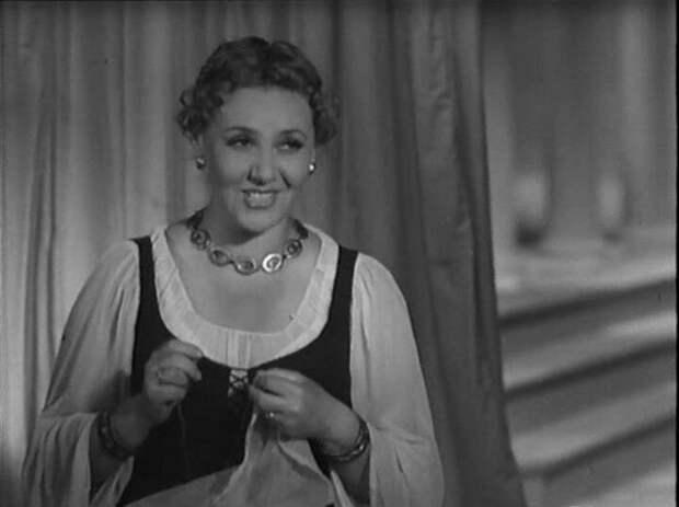 Судьба звезды послевоенного кино Елены Измайловой
