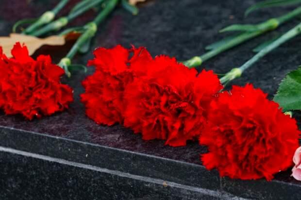 Члены коллегии Минобороны РФ возложили цветы к Могиле неизвестного солдата