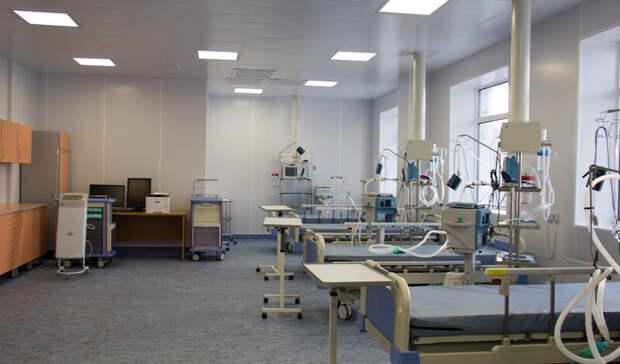 10 человек госпитализированы с внебольничной пневмонией за последние сутки в Карелии