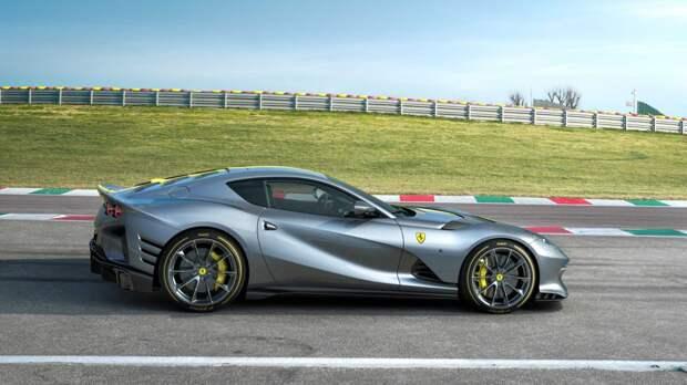 Новая самая быстрая Ferrari. Всё об этойй Ferrari
