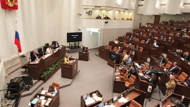 Совет Федерации одобрил скорректированный демпфер