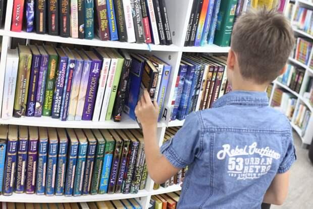 Библиотека в Головинском проведет онлайн-урок по мотивам детских рассказов