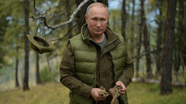 Путину исполнилось 68 лет!