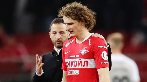 Крал рассказал, в чем «Спартак» уступил «Зениту» в сезоне-2020/21